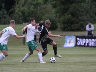 Jannik Braun (17, PSV), Fyn Claasen (23, PSV), Luca Brügmann Brueggmann (13, Reinfeld)