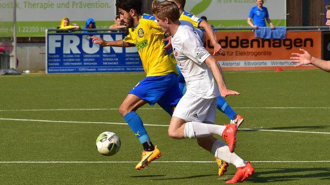 Pascal El-Nemr verlässt BU und wechselt zum Liga-Konkurrenten SVCN. (Foto: Lobeca/Gettschat)