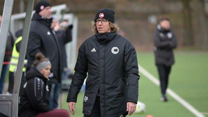 Dürfte mit dem Auftakt zufrieden sein: Concordia-Coach Frank Pieper von Valtier (Foto: Lobeca/Schlikis)
