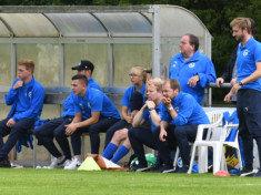 Trainer Steffen Harms (Bild rechts) sieht Paloma auf gutem Weg glaubt an eine weitere Steigerung (Foto: Lobeca/Gettschat)
