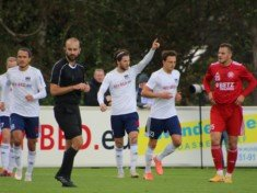 Maggio jubelt mal wieder, diesmal auch über einen Sieg seiner TuS Dassendorf (Foto: Both/hfr)